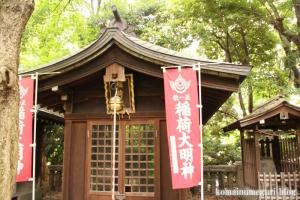 西久保八幡神社(港区虎ノ門)16