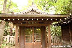 西久保八幡神社(港区虎ノ門)17