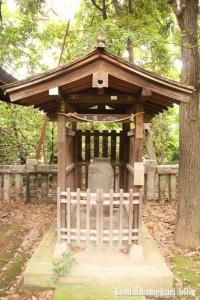 西久保八幡神社(港区虎ノ門)18