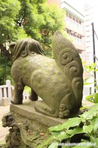 西久保八幡神社(港区虎ノ門)27