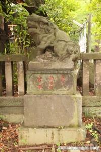 西久保八幡神社(港区虎ノ門)30