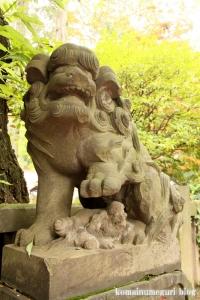 西久保八幡神社(港区虎ノ門)31