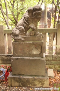 西久保八幡神社(港区虎ノ門)34