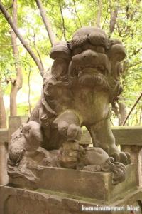 西久保八幡神社(港区虎ノ門)35