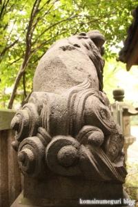 西久保八幡神社(港区虎ノ門)37