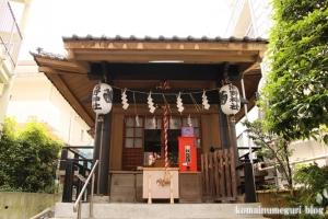 飯倉熊野神社(港区麻布台)4