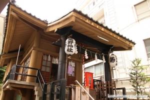 飯倉熊野神社(港区麻布台)6