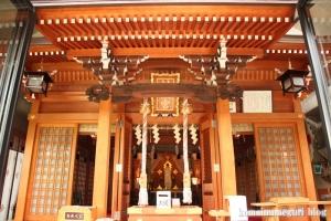 天祖神社(港区三田)7