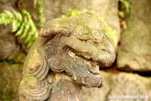 天祖神社(港区三田)19