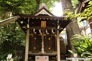 天祖神社(港区三田)31