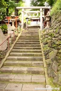 天祖神社(港区三田)3