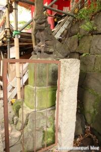 天祖神社(港区三田)11