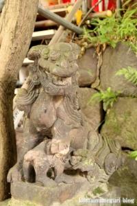 天祖神社(港区三田)12