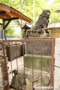 天祖神社(港区三田)15