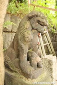 天祖神社(港区三田)13