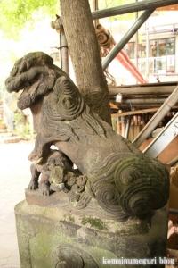 天祖神社(港区三田)14