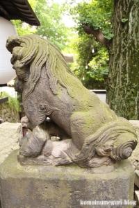 天祖神社(港区三田)17