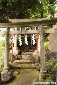 天祖神社(港区三田)27