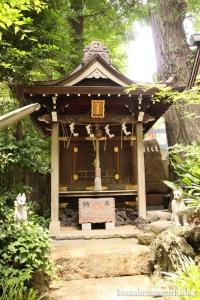 天祖神社(港区三田)28