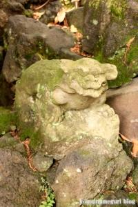 天祖神社(港区三田)34