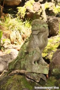 天祖神社(港区三田)36