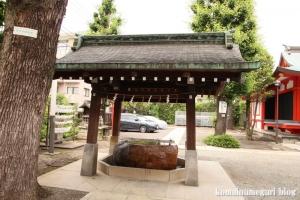 元麻布氷川神社(港区元麻布)4