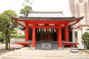 元麻布氷川神社(港区元麻布)5