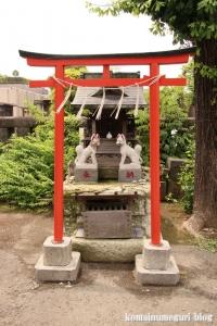 元麻布氷川神社(港区元麻布)8
