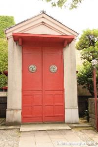 元麻布氷川神社(港区元麻布)11