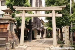 広尾稲荷神社(港区南麻布)2