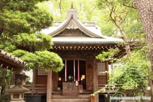 広尾稲荷神社(港区南麻布)6