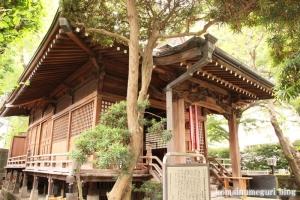 広尾稲荷神社(港区南麻布)7