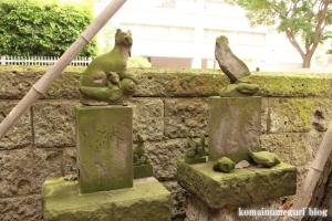 広尾稲荷神社(港区南麻布)9