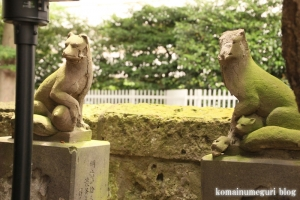 広尾稲荷神社(港区南麻布)10