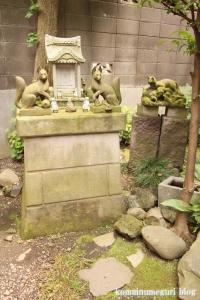 広尾稲荷神社(港区南麻布)11