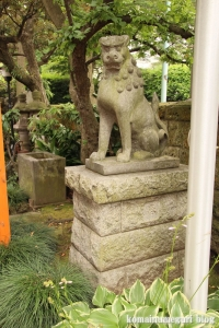 広尾稲荷神社(港区南麻布)15