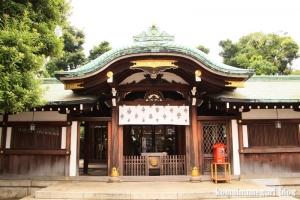 白銀氷川神社(港区白銀)7