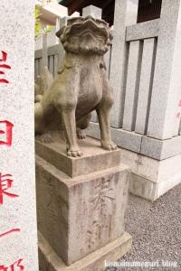 白銀氷川神社(港区白銀)22