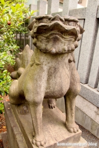 白銀氷川神社(港区白銀)23