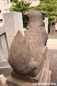 白銀氷川神社(港区白銀)21