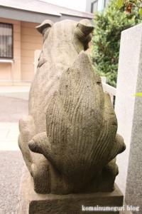 白銀氷川神社(港区白銀)25