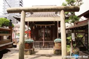 丸山神社(港区高輪)4