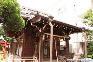 丸山神社(港区高輪)6