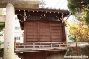 丸山神社(港区高輪)10