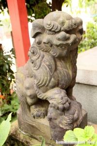 亀塚稲荷神社(港区三田)14