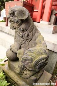 亀塚稲荷神社(港区三田)12