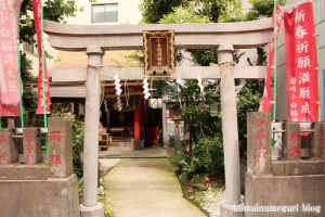 讃岐小白稲荷神社(港区浜松町)4