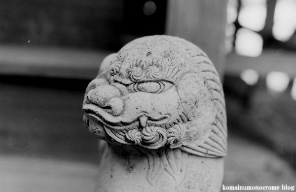 三国神社(福井県坂井市三国町山王)10