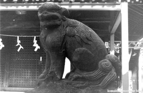 杉山大神(川崎市幸区小倉)1
