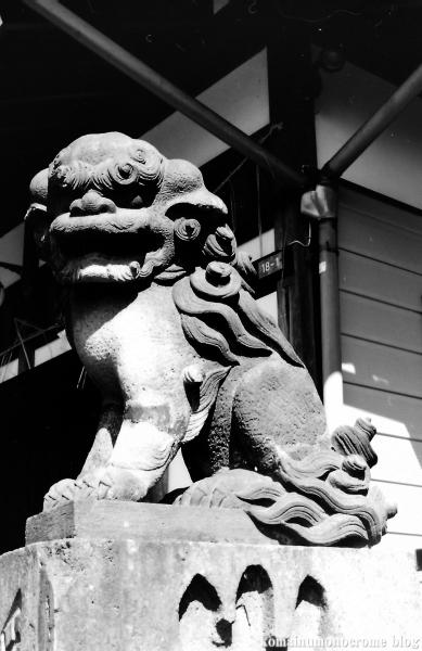 熊野神社(横浜市港北区日吉)1